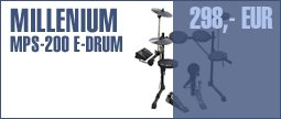 Millenium MPS-200 E-Drum Special Set