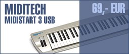 Miditech Midistart 3 USB
