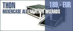 Thon Mixer Case Allen & Heath WZ