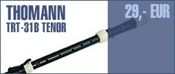 Thomann TRT-31B Tenor Recorder