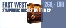 East West Symphonic Orchestra Gold CP