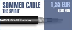 Sommer Cable The Spirit