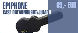 Epiphone Case Dreadnought/Adv. Jumbo