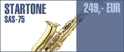 Startone SAS-75 Alto Saxophone