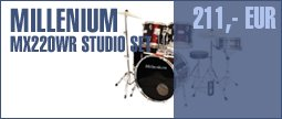 Millenium MX220WR Studio Set