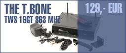 the t.bone TWS 16 GT 863 MHz