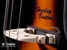 Harley Benton EUB 500 SB Electric Upright