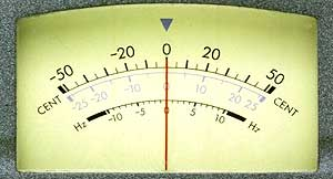 Analogue Meter