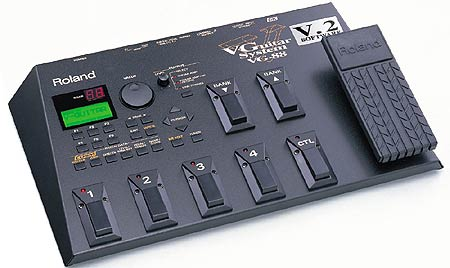 Roland VG-88 Prozessor