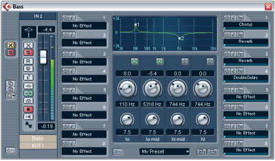 Multiband EQ