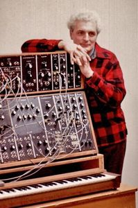 oprichter Bob Moog
