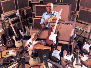 Zakladatel Leo Fender