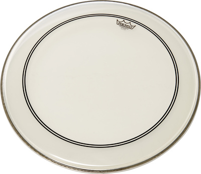 "Remo 24"" Powerstroke 3 Clear Bass"