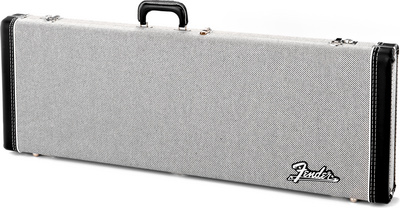 Fender Guitar Case Black Tweed BK