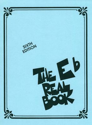 Hal Leonard The Real Book Eb