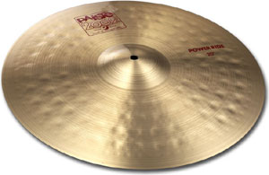 "Paiste 2002 Classic 20"" Power Ride"