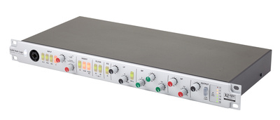 SSL X Logic Alpha Channel channelstrip