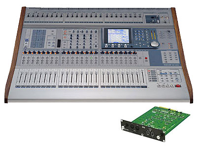 Tascam DM-4800 FireWire Bundle