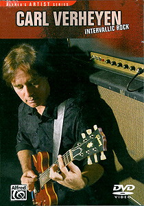 Alfred Music Publishing Carl Verheyen DVD