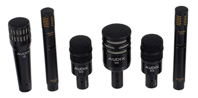 Audix DP7 Drum Microphone Set