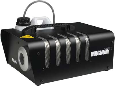 Martin Magnum 650 Fog Machine