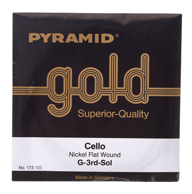 Pyramid Gold Cello String G