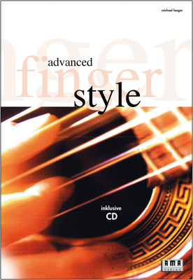 AMA Verlag Advanced Fingerstyle
