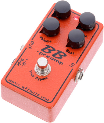 Xotic BB Preamp Effektpedal