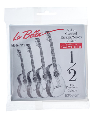 La Bella Nylon Junior Set 53 -12