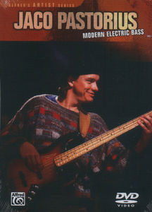Warner Bros. J.Pastorius Modern Electric Ba