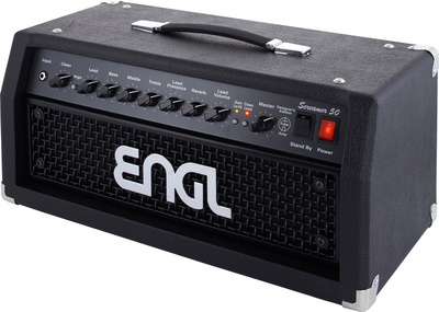 Engl Screamer 50 E335 Gitarren-Topteil