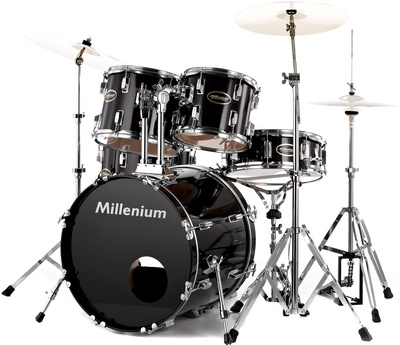 Millenium MX500BK Standard Set -Black