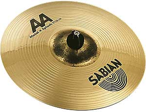 "Sabian AA Metal 10"" Splash"