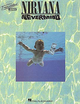 Hal Leonard Nirvana Nevermind Transcribed