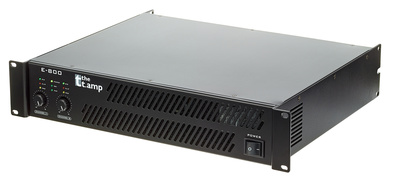 the t.amp E800