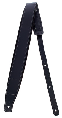 Harley Benton Guitar Strap Padded Black