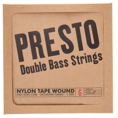 Presto Nylonwound Medium