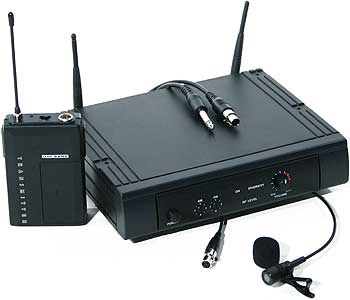 the t.bone TWS Lapel Set 800 MHz