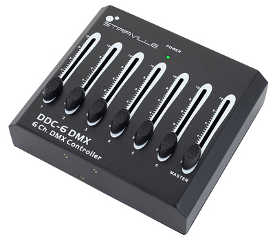 Stairville DDC-6 DMX Controller