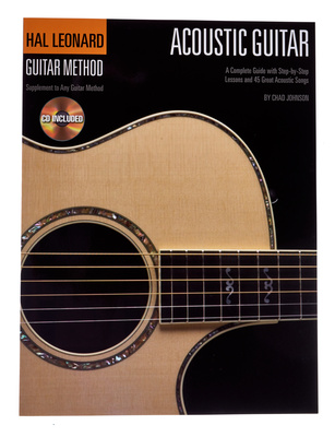 Hal Leonard Acoustic Guitar Method