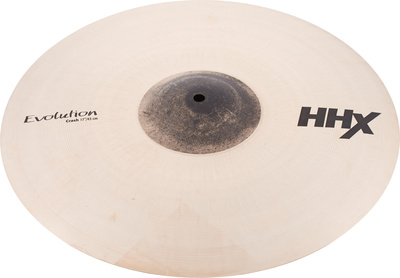 "Sabian 17"" HHX Evolution Crash"