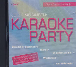 World of Karaoke Neue Deutsche Welle 2