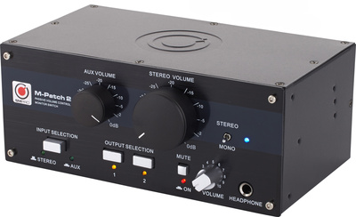 SM Pro Audio M-Patch 2 Monitorcontroller