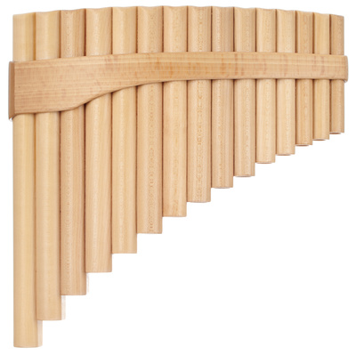 Solist Panpipes Alto G'-G