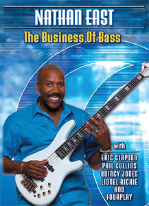 Hal Leonard Nathan East Business Of Bass