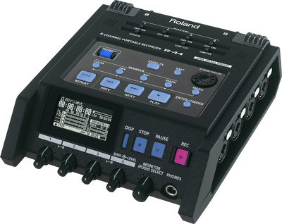 Roland R-44 Feldrecorder