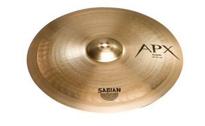 "Sabian 16"" APX Crash / Thin"