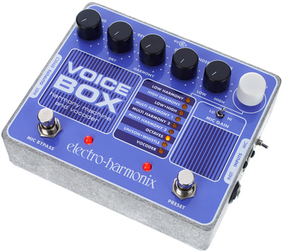 Electro Harmonix Voice box
