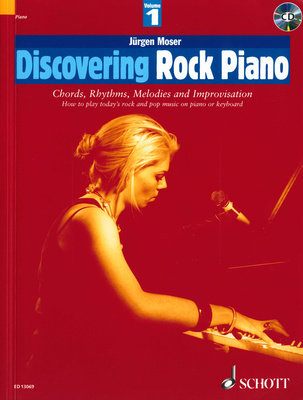 Schott Discovering Rock Piano Vol.1