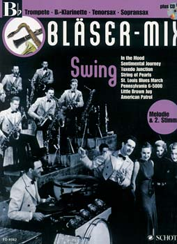 Schott Bl�ser-Mix Swing Bb
